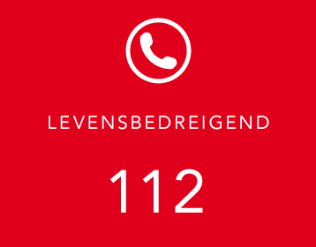 Levensbedreigend - Bel 112